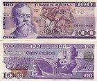 1979 MEXICO 20 SILVER COINS 100 CIEN PESOS MEXICAN UNC