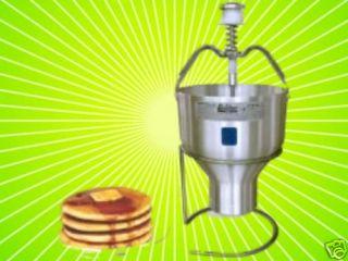 Belshaw K pancake dispenser/ batter/ depositor   new