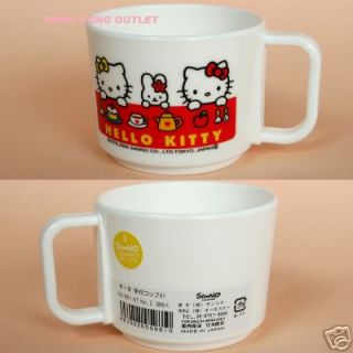 Sanrio Hello Kitty Microwave Tea Cup Japan Made B31b