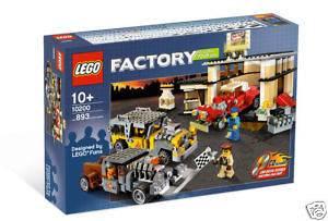 Lego City Garage : Lego city town train custom hi rail light truck