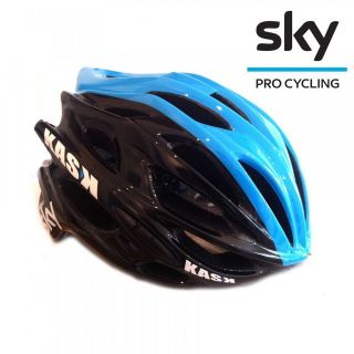 KASK Mojito Pro Road Cycling Helmet  Team Sky  2012