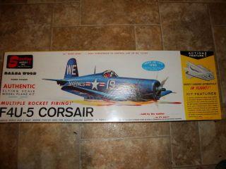 f4u 5 corsair sterling models # a14 big 24 inch wing sealed