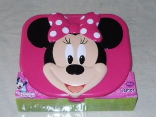 Disney MICKEY MOUSE Clubhouse MINNIE Laptop Junior NEW; ships same