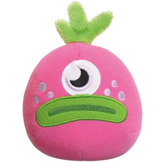 MOSHI MONSTERS  5 Plush   Fishlips  VIVID IMAGINATIONS