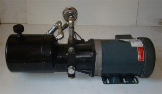electric hydraulic pump in Pumps & Plumbing