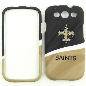 New Orleans Saints Phone Case Hard Cover For Samsung GALAXY S3 III