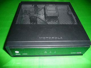 Newly listed Motorola DCX3200 HDTV Cable Box