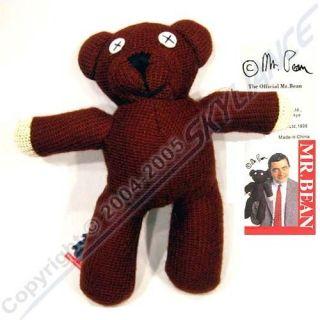 MR BEAN Official TEDDY BEAR 8 Stuffed Doll / Plush Toy