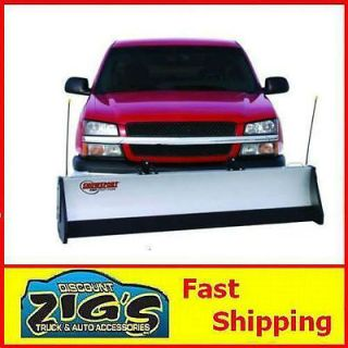 SnowSport HD 7 Snow Plow for 1997 2006 Jeep Wrangler TJ (Fits Jeep)