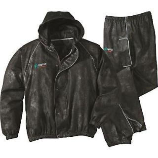 Frogg Toggs Road Toad Motorcycle Rain Gear   Black   XL