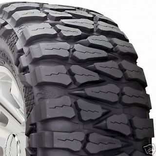 .50X18LT / 35X12.50R18 NITTO MUD GRAPPLER MUD TERRAIN TIRES WHEELS