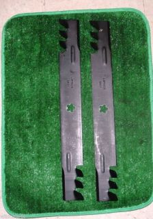 CRAFTSMAN 42 RIDING MOWER GATOR BLADES CASE OF FOUR # 134149