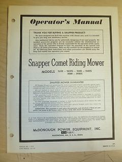 snapper riding mower in Riding Mowers