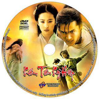 Kiem Tien Ky HIep   Phim DL _ W/ Color Labels