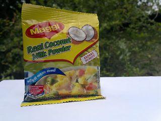 Nestle Maggi Real Coconut Milk Powder 25g Sachet Pack