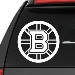 Boston Bruins NHL Hockey Vinyl Decal Sticker   4 Sizes Available