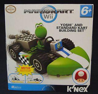 NEX   MARIO KART   Wii   YOSHI & STANDARD KART BUILDING SET   65