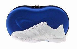 NFINITY GAMEDAY CHEER SHOES BRAND NEW IN BLUE CASE