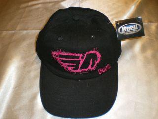 Toms Harley Davidson Buell Pegasus Motorcyle Hat Cap Doo Rag Bandana