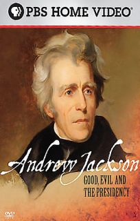 Andrew Jackson   Good, Evil and The Presidency DVD, 2008