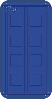 Dr Who   River Songs Diary iPhone Skin (Sticker) iPhone 5, 4, 4s, 3G