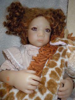 "Annette Himstedt Puppen Kinder ""Irmi"" 1997"