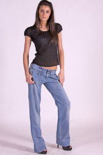 Miss Sixty Denim Boy Fit Jeans ALYSSA_C81 More Sizes
