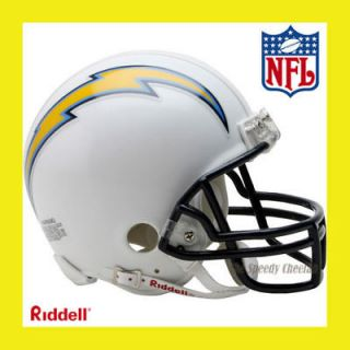 DIEGO CHARGERS OFFICIAL NFL MINI REPLICA FOOTBALL HELMET by RIDDELL