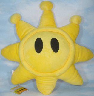 new super mario bros wario 11 soft plush toy doll