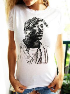 new womens hip hop era clothing shakur girls 2pac retro look music