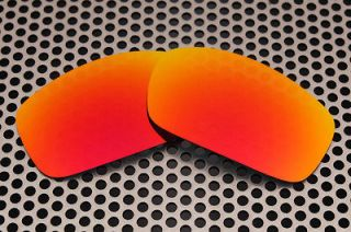 Polarized Fire Red Replacement Lenses for Oakley X Squared Sunglasses