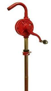 Economy Rotary Pump Gas Diesel Oil fits 15 55 Gal Drum