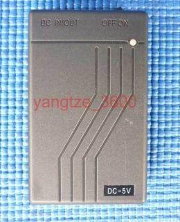 Lithium ion Battery DC 12V 3800mAh USB 5V 5800mAh Super Rechargeable