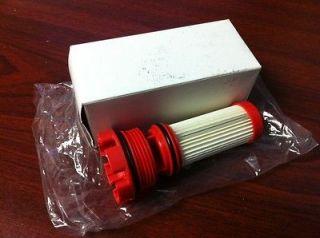 Mercury Mariner DFI OptiMax Verado Red Fuel Filter 35 884380T