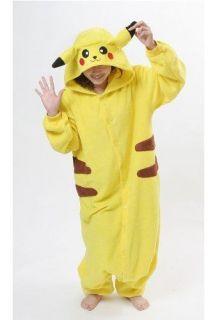 Sazac Original Kigurumi Pajamas Halloween Costumes Nintendo Pokemon