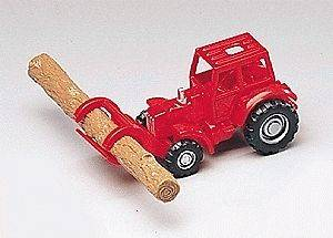Boley HO #185 20101 Logging Equipment   Tractor w/Front Timber Grapple
