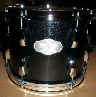 Pearl Vision 10 x 8 Tom Black Sparkle