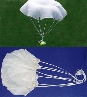 Military 36 Flare Parachute NEW    Original USA  4 Rocket, Toy Or RC