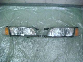 JDM 95 00 Pulsar Almera N15 VZR Kouki Headlights Heads Lights Lamps