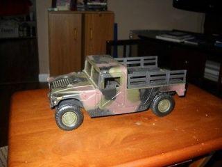 World Peacekeepers Cargo Hummvee 1/18 Scale