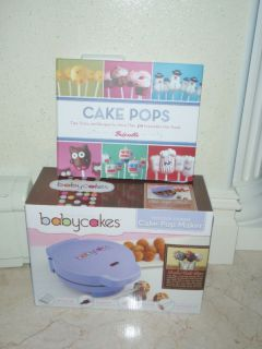 Babycakes Cake Pop Maker in Small Kitchen Appliances