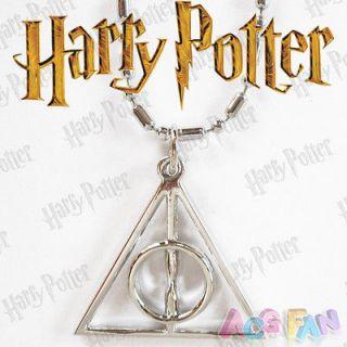 Elegant HP7 Harry Potter Xenophilius Lovegoods Deathly Hallows Logo