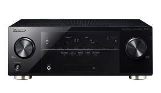 Pioneer VSX 821 K 5.1 Home Theater Receiver, Glossy Black Brand New