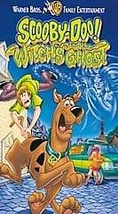 Scooby Doo and the Witchs Ghost   Not Rated   VHS   Warner Home Video