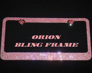 rhinestone license plate frame in Car & Truck Parts