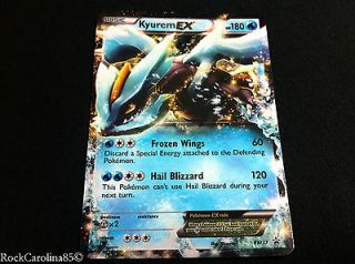 HOLO RARE BW37 (MINT!!!) PROMO Black Star Black & White Pokemon Cards