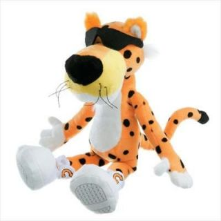 Chester Cheetah Plush Doll Stuffed Animal Toy Cool *New in Packaging