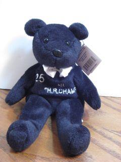 Bammers Mark McGwire NL Homerun Champ   Stuffed Plush Bear   1998