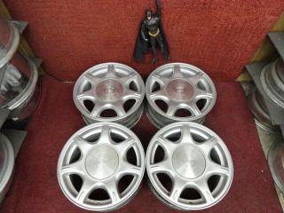16 Cadillac Catera Wheels Factory OEM Stock alloy Rims1997 1999 _ 97