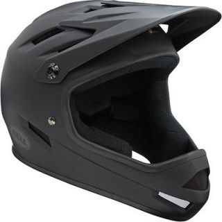 2013 Bell Sanction MTB DH Full Face Bike Crash Helmet matt black